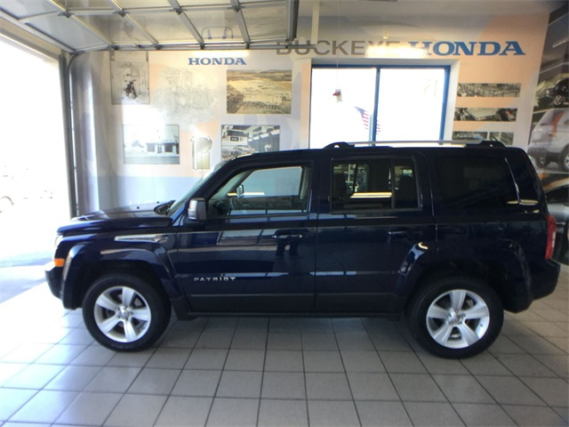 Pre Owned 2012 Jeep Patriot Limited