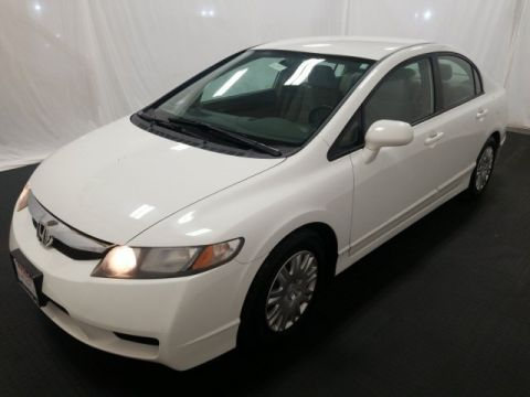 Pre-Owned 2010 Honda Civic GX